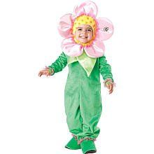 Baby Blossom Costume Size 4T