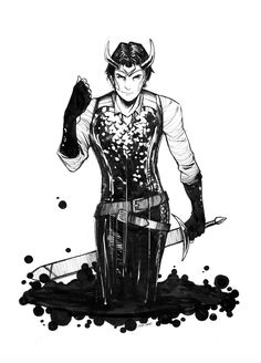 Loki - Lee Garbett
