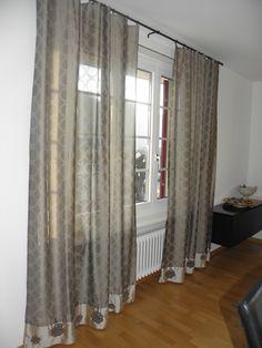 die besten 25 vorh nge verl ngern ideen auf pinterest vorh nge vorhangideen und. Black Bedroom Furniture Sets. Home Design Ideas