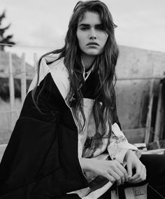 Vanessa Moody by Ben Weller for Rika Magazine Fall Winter 2015 5