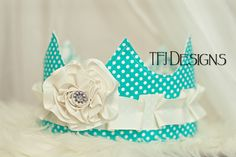 The MADISON - PRE-ORDER - Fabric Crown - Reversible