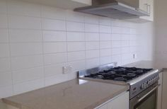 our tiles are going to be like this, but gloss...