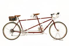 I've been on one tandem bike in my life. I loved it.
