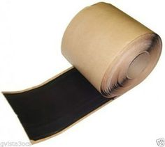 """Single Sided EPDM Seam Tape - 6"""""""" wide pond liner repair (sold by the linear foot)"""