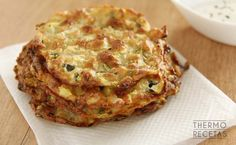 tortitas-de-calabacín-sin-huevo-al-horno-1-thermorecetas