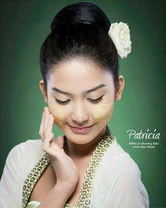 myanmar beauty girl