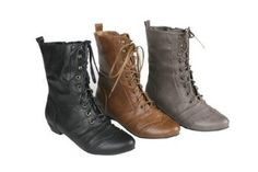 vintage boots women - Google Search