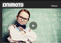 Animoto - Education.  Great web tool for creating digital stories