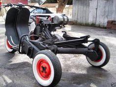 Vespa Trike