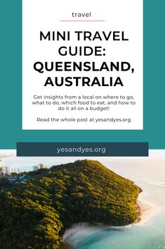 Looking for a travel guide to Queensland, Australia? This written-by-a-local travel guide will tell you what to do, where to go, what to eat, and how to deal when an Aussie 'takes the piss'! #oz #australiafun #australiatravel #queensland Best Vacation Destinations, Best Vacation Spots, Best Places To Travel, Cool Places To Visit, Vacations, New Zealand Cities, New Zealand Travel, Coast Australia, Queensland Australia