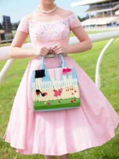 Обзор: Vendula Лондон Ladies Day Bag - Miss Hero Холлидей