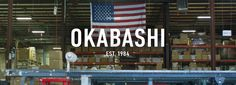 Okabashi Made in the USA