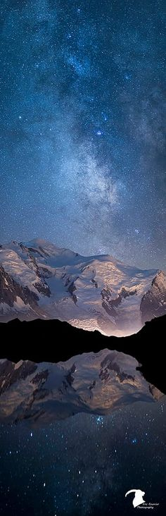 Vertical milky way by Ricou05 on 500px