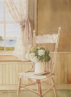 Beautiful Newfoundland artwork captured by artist Louise Andrews Newfoundland Canada, Cottage Art, Canadian Art, Window Art, Something Beautiful, Local Artists, Artist Painting, Room Interior, Painted Rocks