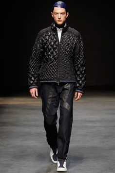James Long Fall 2014 Menswear - Collection - Gallery - Style.com