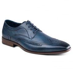 Catania ZM3761 Blue Shoes