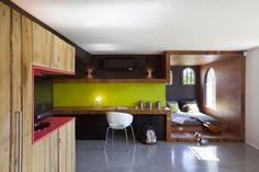 villa aix en provence - B-FLOOR - Tarlet architectes