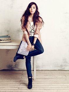 Resultado de imagen para girl generation modelos de ropa
