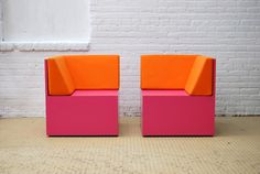 furniture/art creations by Minnesota-based design studioROLU