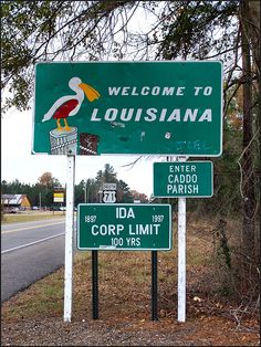 Louisiana. Located right on the South Arkansas state line. I had friends that lived there and both have since passed on. Quint little town.