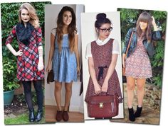 See all our latest bloggers and steal there style at :- http://thecatseyes.pussycatlondon.com/category/bloggers-spotlight/