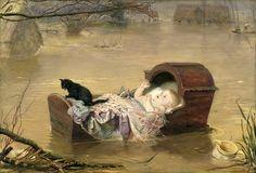 As Cores Da Arte: John Everett Millais