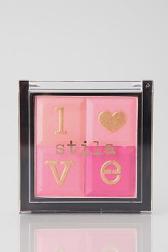 stila All You Need Is Love Blush Palette  #UrbanOutfitters
