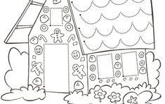 Jack And Jill, Preschool, Notebook, Letter I