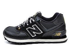 2013 nuevos zapatos casuales retro auténticos ML574SBL