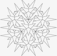 23 Star Beginner Mandala Coloring Pages