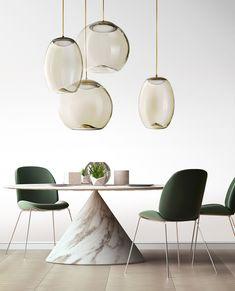 Lustra Helena B Negru, Swag Light, Shape Coding, Indoor Air Quality, Kugel, Glass Shades, Ceiling Lights, Interior Design, Lighting, Chair