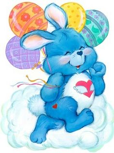 Care Bear Cousins: Swift Heart Rabbit