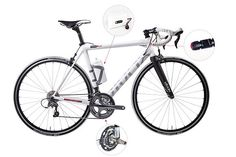 E-Rennrad E-Bike vivax veloce cf