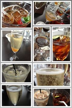 Drinks @ Equinox: St George Champagne Brunch - English meal in Singapore |Living in Sin