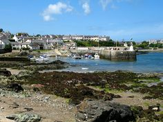 You can see the house my mother grew up in.  Cemaes Bay - Cemaes Bay, Isle of Anglesey