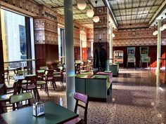 "It was only a matter of time before Wes Anderson created a design that lasted longer than the the filming of one of his movies and that time is now. Wes was tapped by the Fondazione Prada to design Bar Luce, the cafe in their art and culture complex in Milan. ""There is no ideal […]"