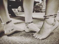 Pin for Later: 16 Travel Tattoos For Best Friends With Wanderlust Paper Planes
