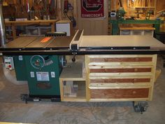 Table Saw Idea
