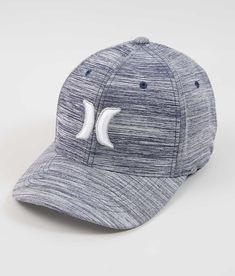 Hurley Angles Stretch Hat - Men's Hats in Obsidian | Buckle