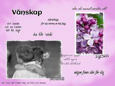 vänskap by livetutanord.blogg.se   Remby