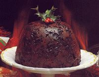 §§§ . Plum Pudding Recipe from the White House Cookbook of 1913