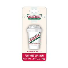 Lotta Luv Krispy Kreme Coffee Cup Lip Balm