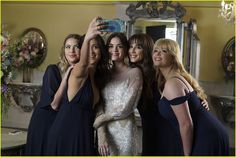 pretty little liars finale aria wedding dress 03
