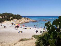 6Oasi di Bidderosa, splendido mare trasparente in Sardegna   WePlaya