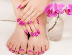 Stuck for a Valentine's gift? Treat her to a manicure/pedicure at ProfessioNAIL in the Fashion Pavilions - call in and pick up a gift voucher from their friendly staff. Manicure Y Pedicure, Nail Spa, Gel Nails, White Pedicure, Cute Nail Art, Beautiful Nail Art, Cute Nails, Vitamins For Strong Nails, Best Beauty Tips