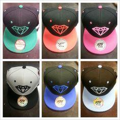Diamond Co. flat brim