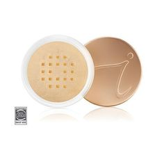 One of the range of concealers is Jane Iredale Circle Delete for under the eyes…