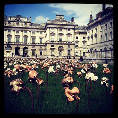 Oh goodness, SomersetHouse; you do always look rather splendid. #BestofBritish