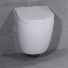 The Venus wall hung toilet and soft close toilet seat. The venus range is a modern and beautifully minimalistic design. Individually or part of the set this Venus toilet will bring style and elegance to any contemporary bathroom. Also available is the Ven Loft Bathroom, Family Bathroom, Downstairs Cloakroom, Minimalist Decor, Minimalist Design, Wall Hung Toilet, Amazing Bathrooms, Better Bathrooms, Shower Enclosure