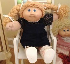 1983 Cabbage Patch Doll by lishyloo on Etsy, $40.00